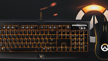 Overwatch Razer Blizzard