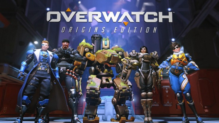 Overwatch: torrent mechanics ru 2017