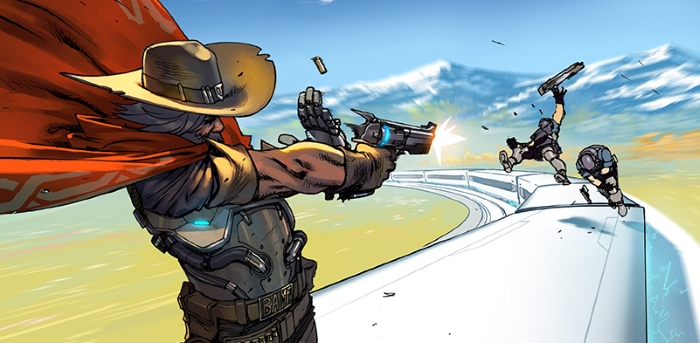 Анимационные короткометражки Overwatch