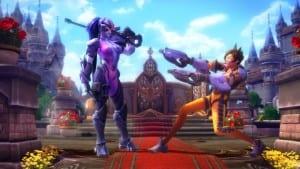 Облик Роковая Вдовы для Nova в Heroes of the Storm