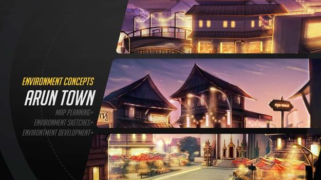 Arun Town Overwatch