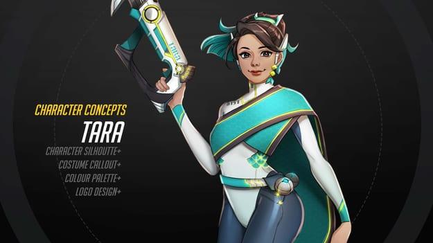 Tara Overwatch