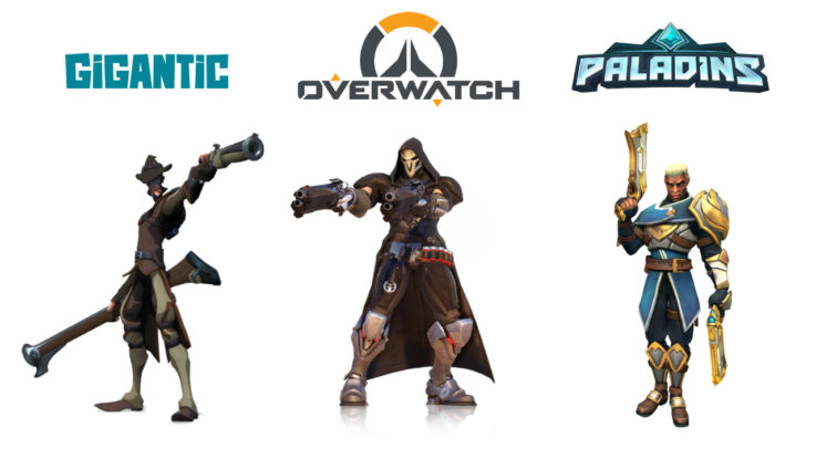 gigantic paladins analogi overwatch