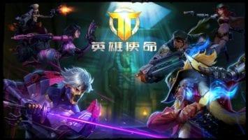 Hero Mission мобильный Overwatch
