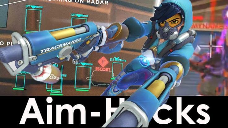 Overwatch Aim Assist chity skachat