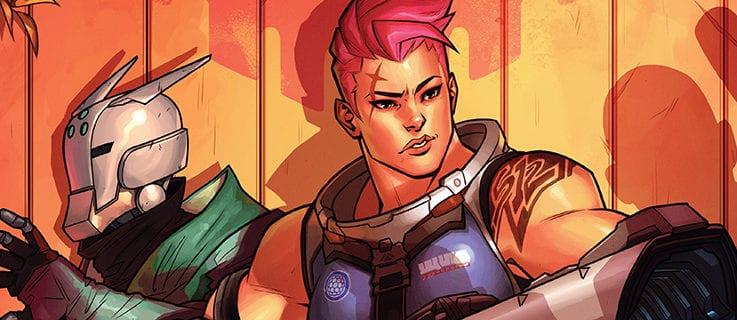 overwatch komiks poiski