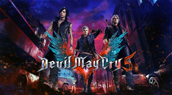 devil may cry 5 системные требования pc