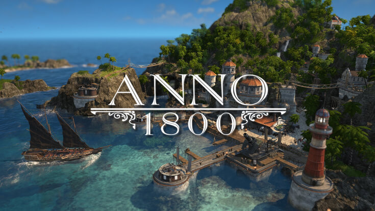Anno 1800 дата выхода