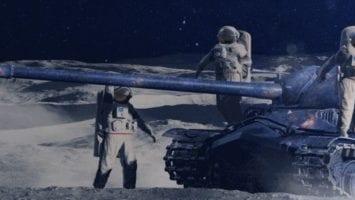 World of Tanks Космический бонус