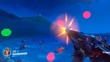 Тренировка стрельбы в Overwatch