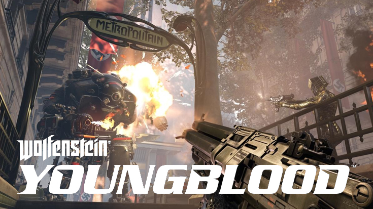Wolfenstein Youngblood дата выхода и системные требования