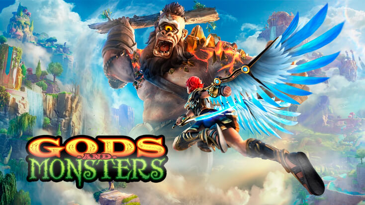 Дата выхода Immortals: Fenyx Rising (Gods & Monsters)