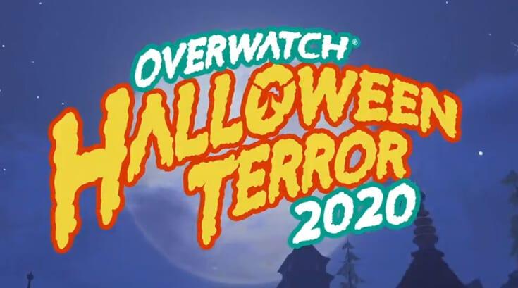 Overwatch Halloween 2020